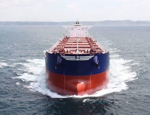 Is the Baltic Dry Index signalling a collapse in growth?